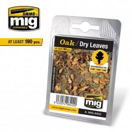 AMMO: Scenery Leaves - Oak/Dry Leaves