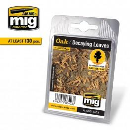 AMMO: Scenery Leaves - Oak/Decaying Leaves