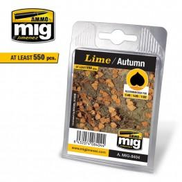 AMMO: Scenery Leaves - Lime/Autumn