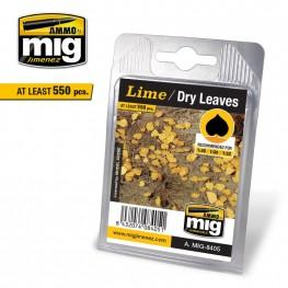AMMO: Scenery Leaves - Lime/Dry Leaves