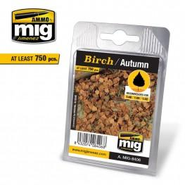 AMMO: Scenery Leaves - Birch/Autumn