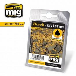 AMMO: Scenery Leaves - Birch/Dry Leaves
