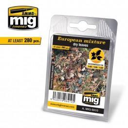 AMMO: Scenery Leaves - European Mixture/Dry Leaves