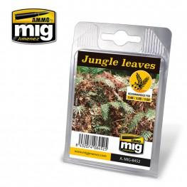 AMMO: Laser Cut Plants - Jungle Leaves