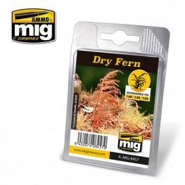 AMMO: Laser Cut Plants - Dry Fern