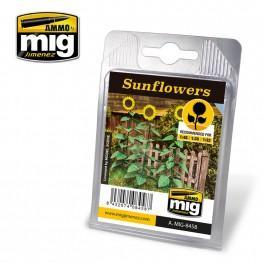 AMMO: Laser Cut Plants - Sunflowers