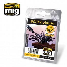 AMMO: Laser Cut Plants - Sci-fi Plants