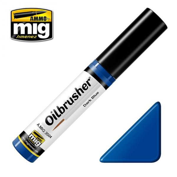 AMMO: Oilbrusher - Dark Blue