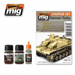 AMMO: Weathering - German Tanks Set