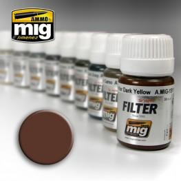 AMMO: Filters - Brown for White (30ml)