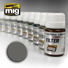 AMMO: Filters - Grey for White (30ml)