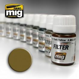 AMMO: Filters - Ochre for Light Sand (30ml)