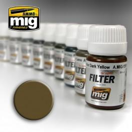 AMMO: Filters - Brown for Desert Yellow (30ml)