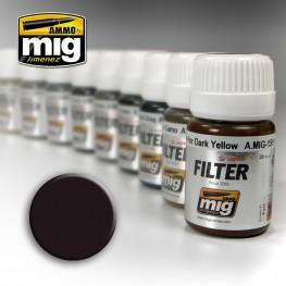 AMMO: Filters - Brown for Dark Green (30ml)