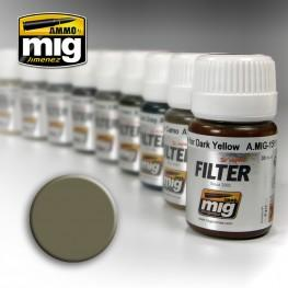 AMMO: Filters - Tan for Yellow Green (30ml)