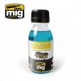 AMMO: Auxiliary - Metallic Tracks Burnishing Fluid (100ml)