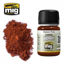 AMMO: Pigments - Medium Rust (35ml)