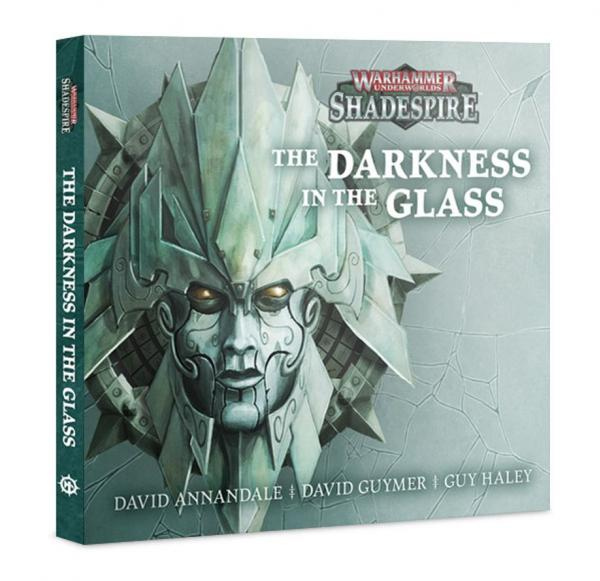 WH40K Novels: Shadespire - Darkness in the Glass (Audio CD)