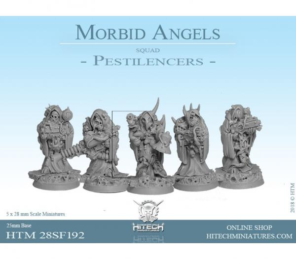 WarHell: Pestilencers Squad (5)