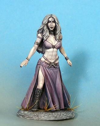 Elmore Masterworks: Female Vampire