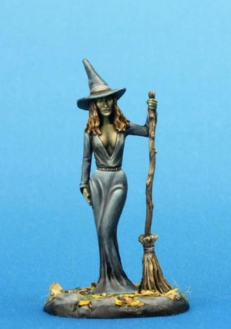 Visions In Fantasy: Female Pinup Witch