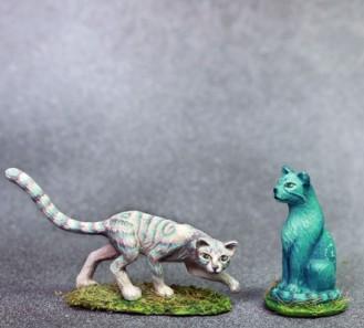 Stephanie Law Masterworks: Huge Fae Cats (2)