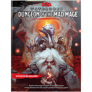 D&D: Waterdeep - Dungeon of the Mad Mage (HC)