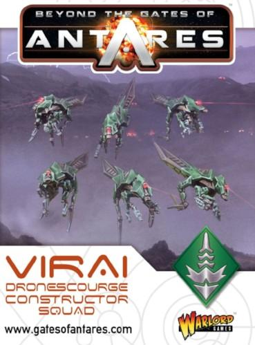 Beyond The Gates Of Antares: Virai Dronescourge Constructor Squad (6)