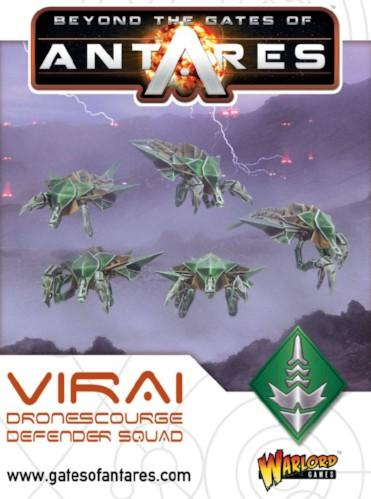 Beyond The Gates Of Antares: Virai Dronescourge Defender Squad (5)