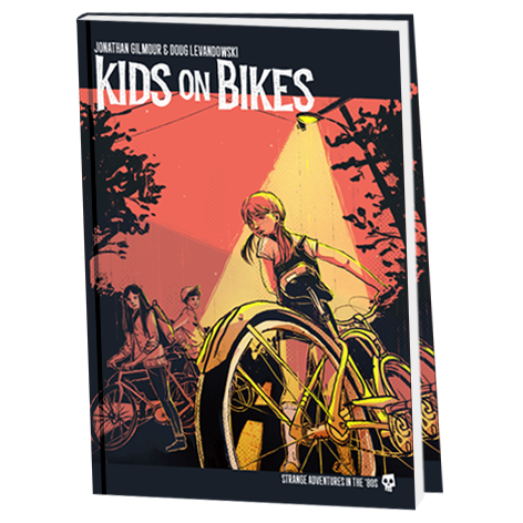 Kids on Bikes RPG: Core Rulebook
