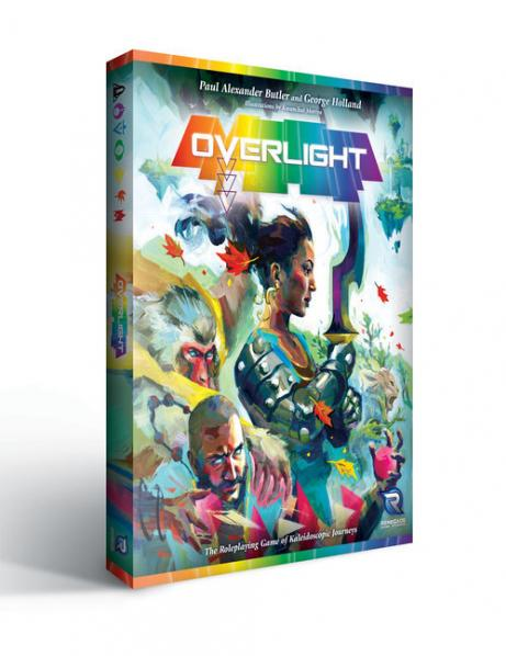 Overlight RPG: Core Book