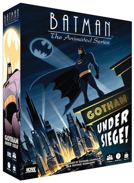 Batman: The Animated Series, Gotham Under Siege