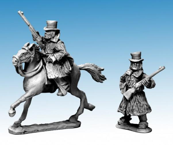 Artizan Designs Wild West: Mr Dolan, Buffalo Hunter (2)