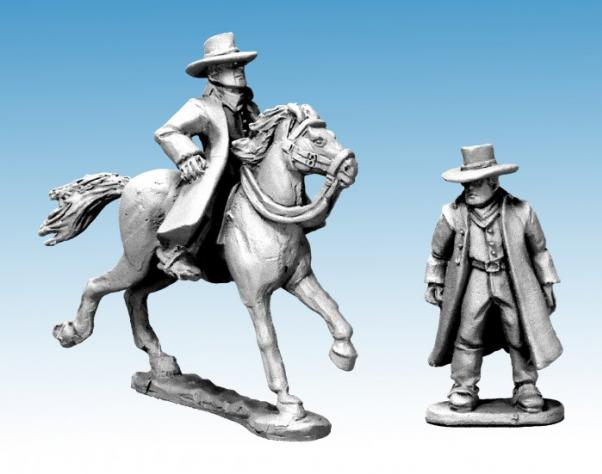 Artizan Designs Wild West: Judge Mason (2)