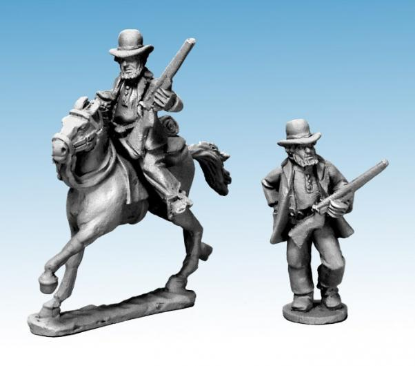 Artizan Designs Wild West: Bounty Hunter Moose Gunderson (2)
