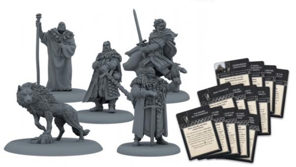 Song of Ice & Fire Miniatures Game: Night's Watch Starter