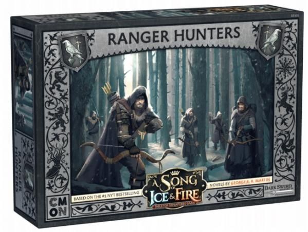Song of Ice & Fire Miniatures Game: Ranger Hunters