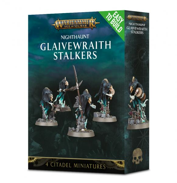 Age of Sigmar: Nighthaunt Glaivewraith Stalkers (Easy to Build)