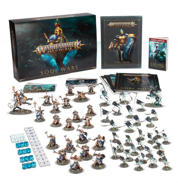 Age of Sigmar: Soul Wars Box Set
