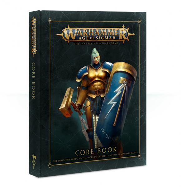 Warhammer Age of Sigmar (The Book)