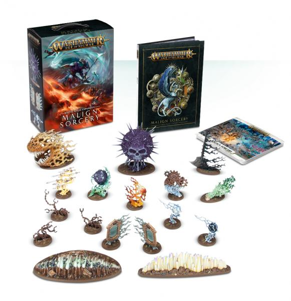 Age of Sigmar: Malign Sorcery Box Set