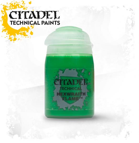 Citadel Technical Paints: Hexwraith Flame (24ml)