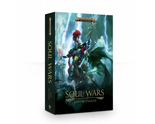 Age of Sigmar Novels: Soul Wars Novel (HC)