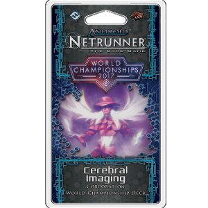 Android Netrunner LCG: 2017 World Champion Corp Deck