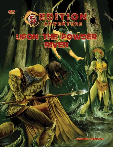 D&D 5th Edition Adventures: C3 - Upon the Powder River