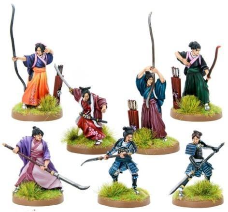 Test of Honour: The Onna-bugeisha of Asakura