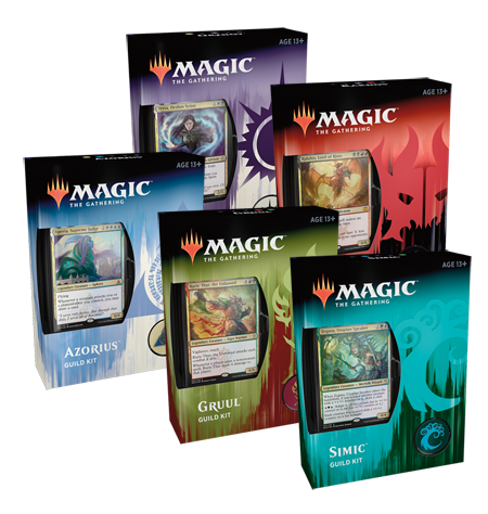 Magic The Gathering: Ravnica Allegiance Guild Kit (1)