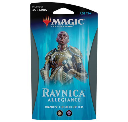 Magic The Gathering: Ravnica Allegiance Theme Booster Pack (1)