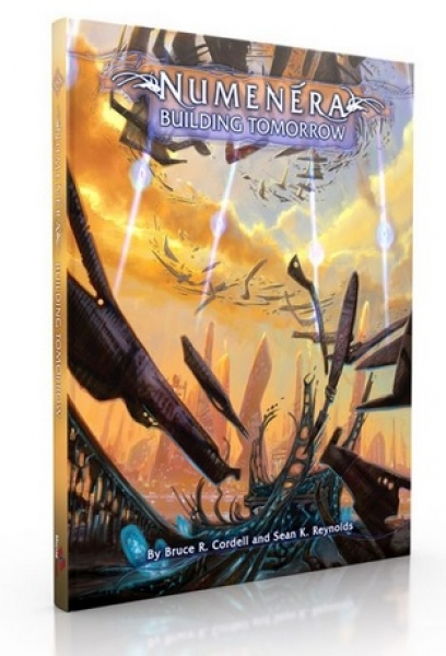 Numenera RPG: Building Tomorrow