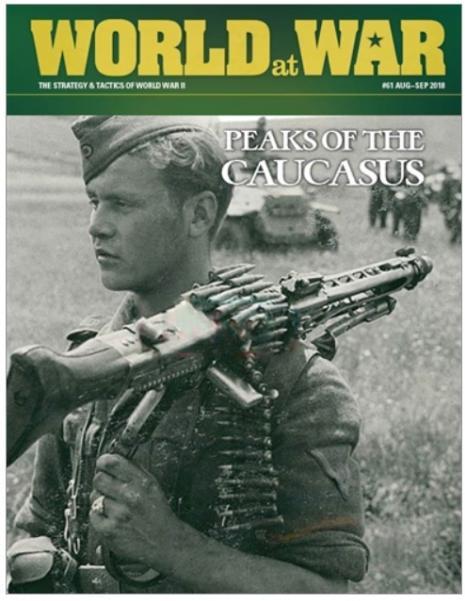 World At War Magazine #61: Peaks of the Caucasus